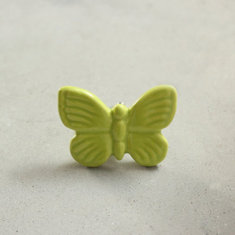 Fly High Butterfly Knobs (With Colour Variants)
