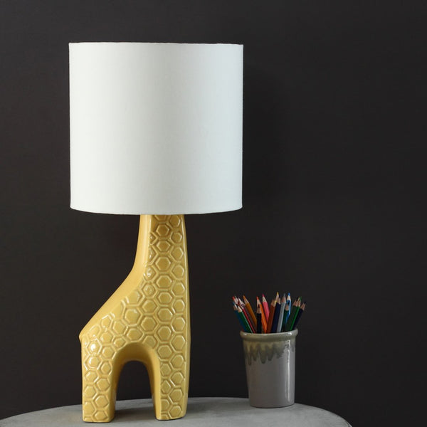 Giffy the giraffe lamp