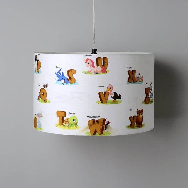 ABC Pendant Lamp
