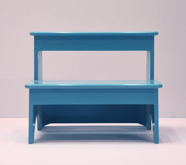 Classic Step Stool Blue