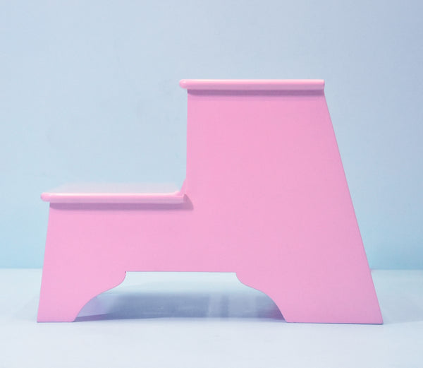 Classic Step Stool Pink