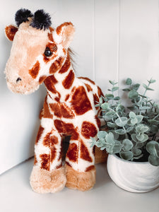 Jerry the giraffe (small)