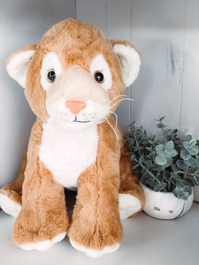 Delilah the lion cub (large)