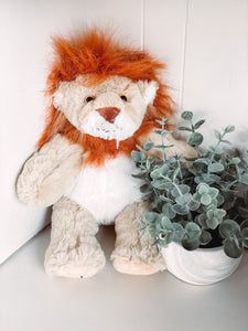 Dan D the lion (small)