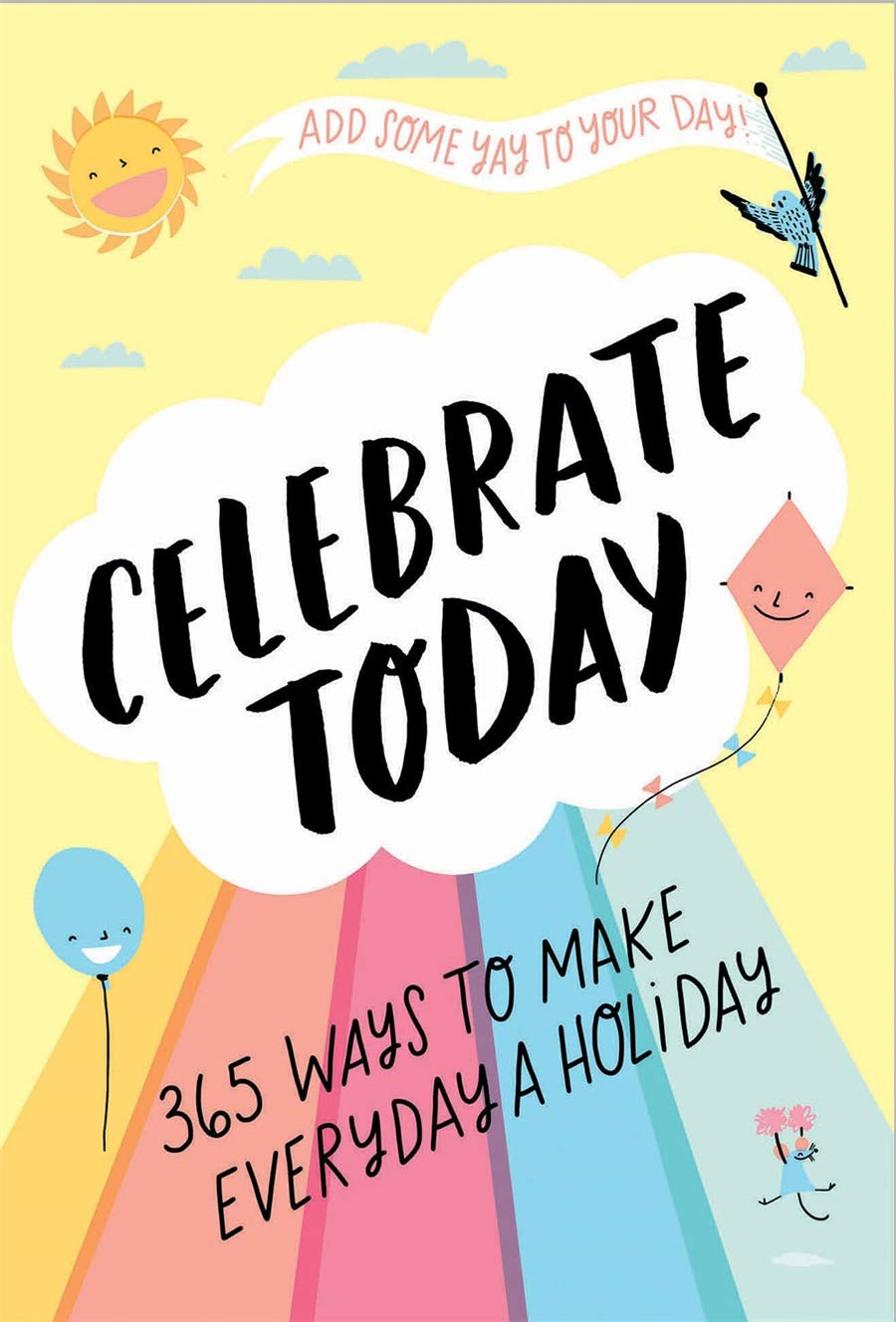 Celebrate Today Guided Journal