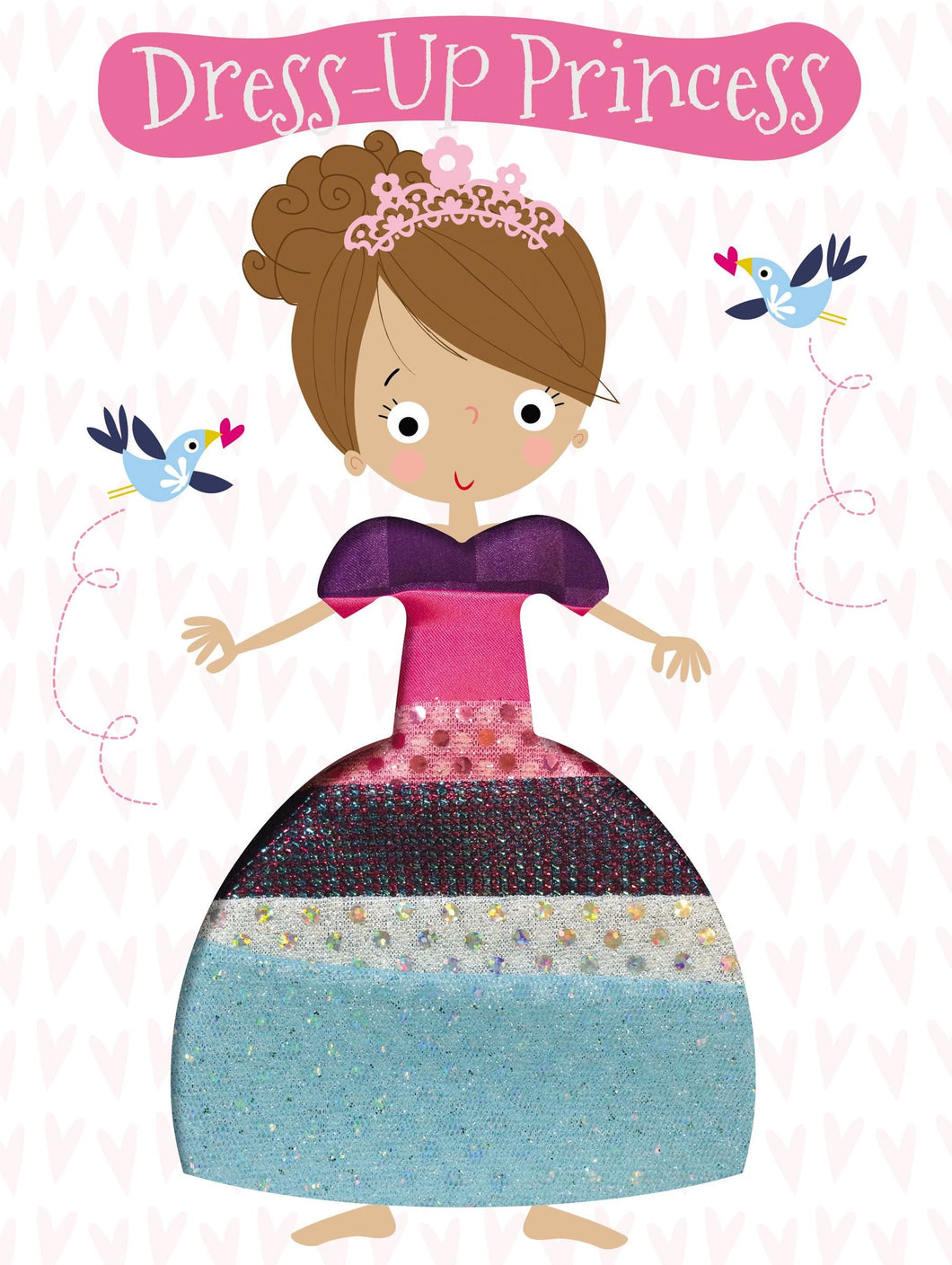 Princess Dress Up Activity Set
