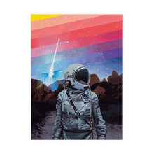 Load image into Gallery viewer, Lonely Astronaut 500 Piece Puzzle