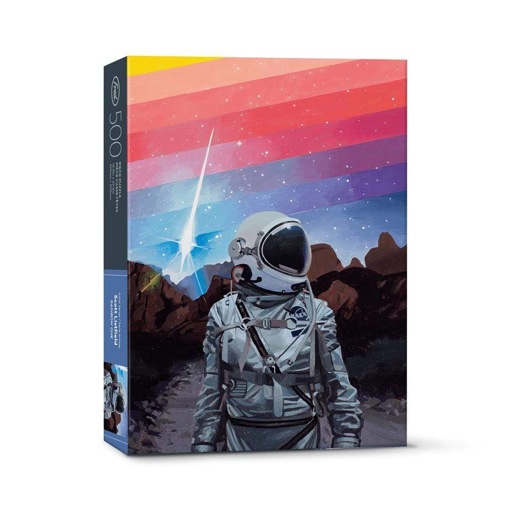 Lonely Astronaut 500 Piece Puzzle