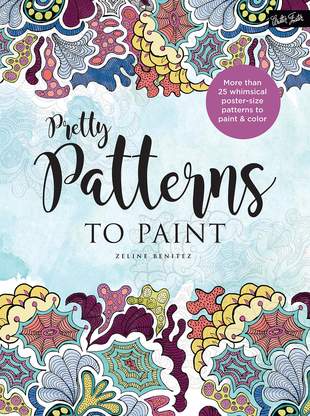 Pretty Patterns to Paint