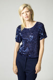 Sabatini Sequin Top (XL)