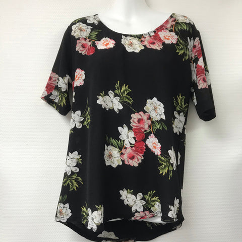 Bittermoon Lucy Scoop Hem tee (8, 10, 12)