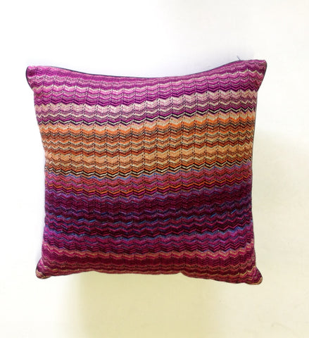 Sabatini Carnival Knit Cushion