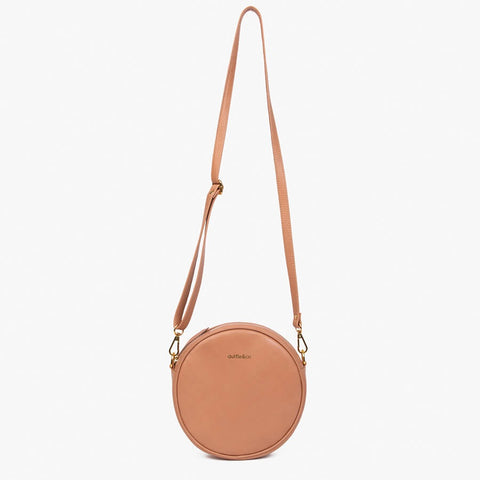 "Duffle & Co ""The Josie"" Leather Crossbody Bag SALE"