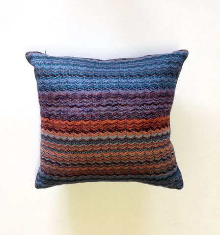 Sabatini Sunset Knit Cushion SOLD OUT