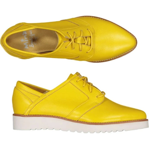 MINX Volt Lemon Milled (37, 38, 39, 40)