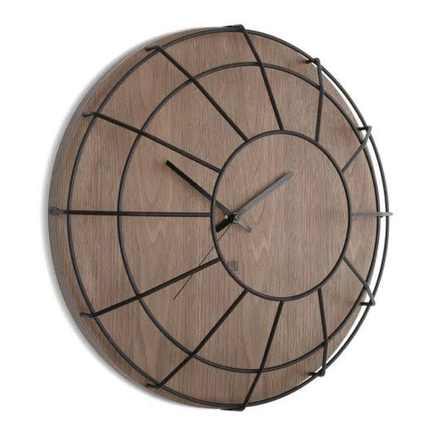 Umbra Wooden Cage Clock