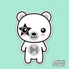 Load image into Gallery viewer, Metal Kawaii Sticker Pack