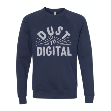 Dust-to-Digital Sweatshirt