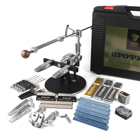 K03 Complete Expert Kit (with SiC stones not Boride)[Out of stock]