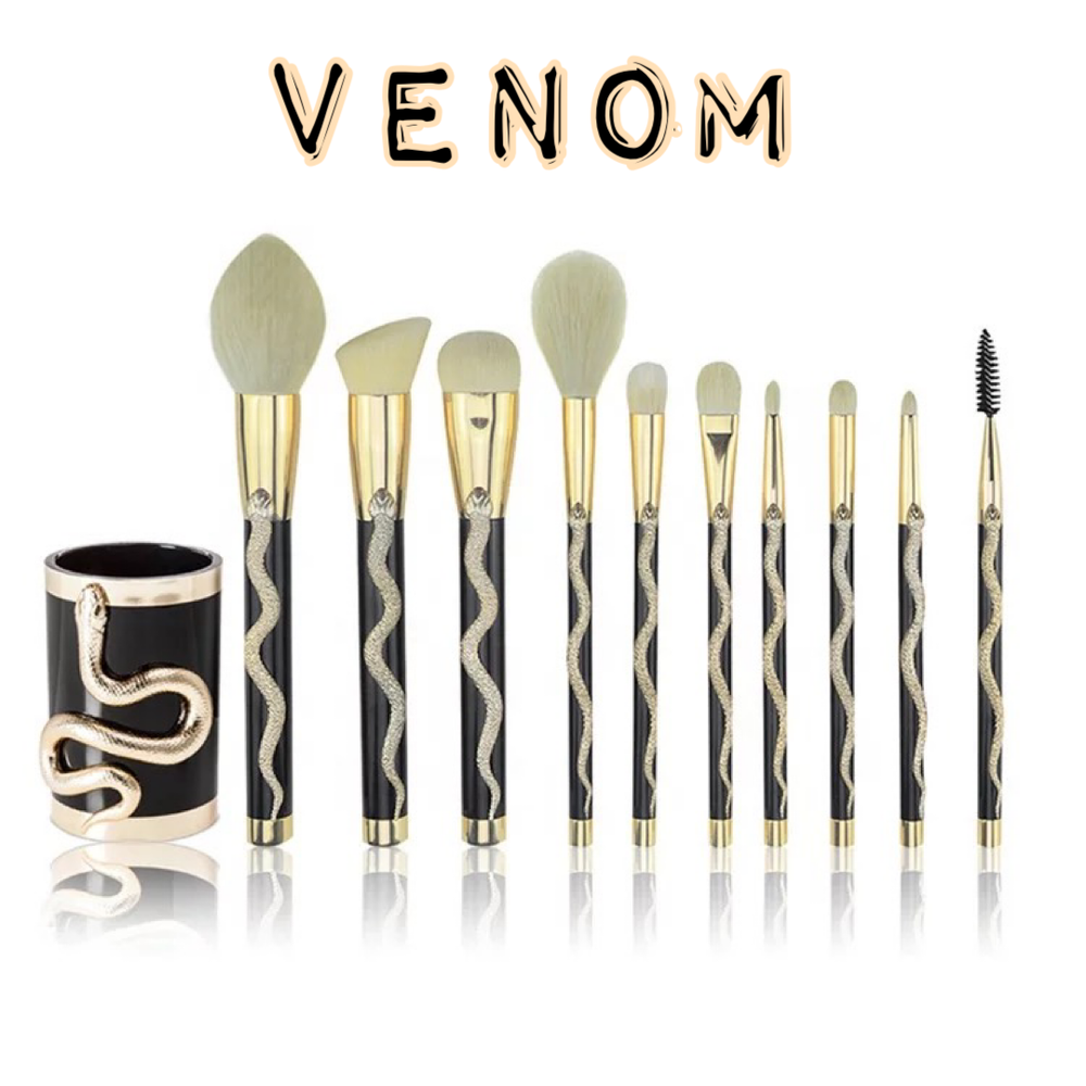 Venom Brush Set