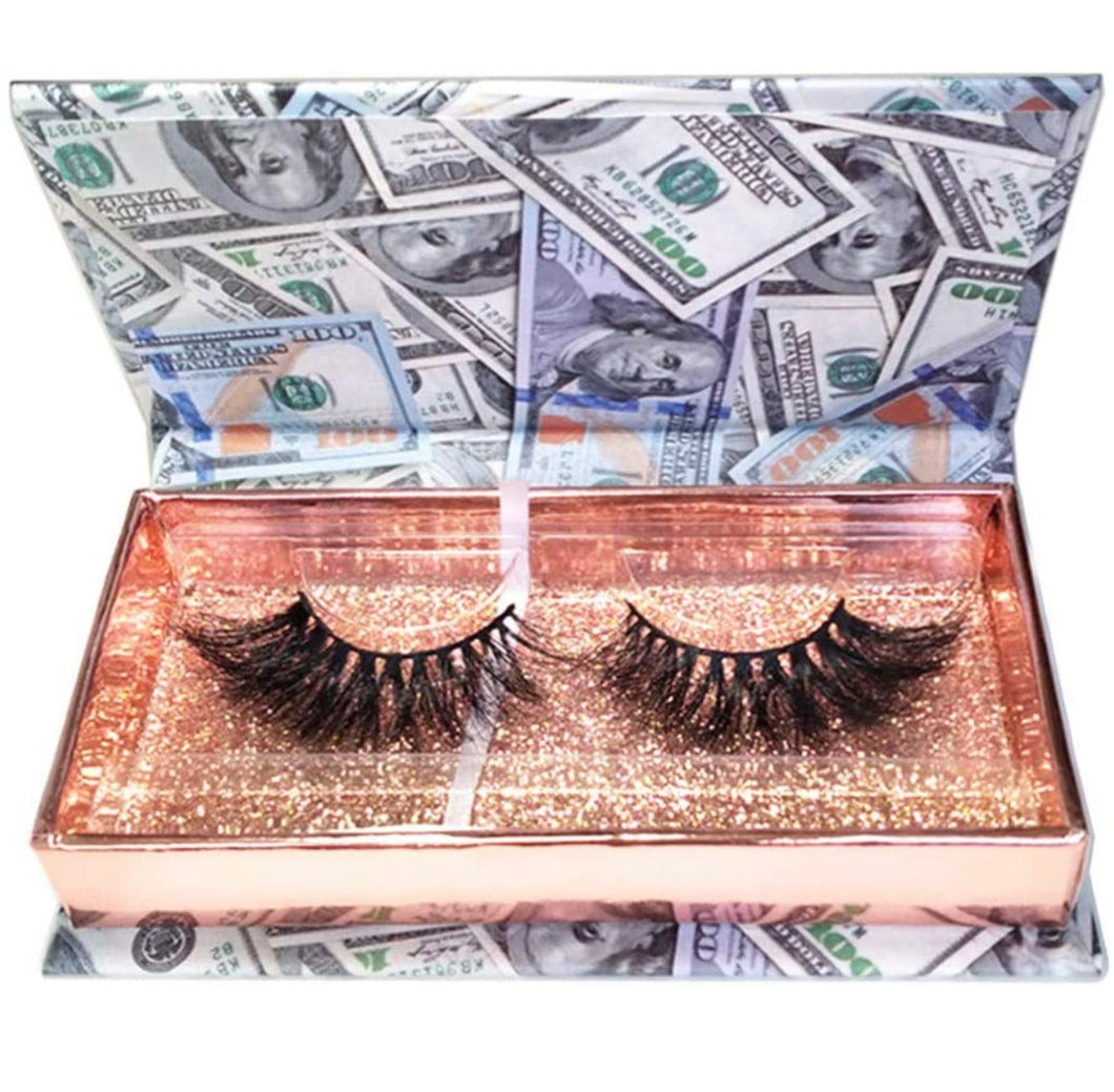 Dirty Money Lashes