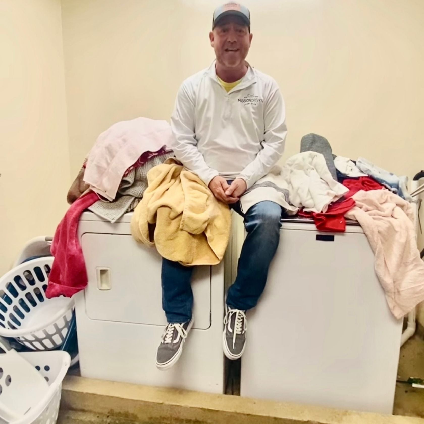 8000 Raised in 4 Days for Washer & Dryer