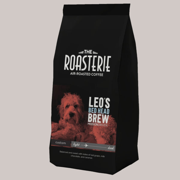 Leo's Bed Head Brew Ground Coffee