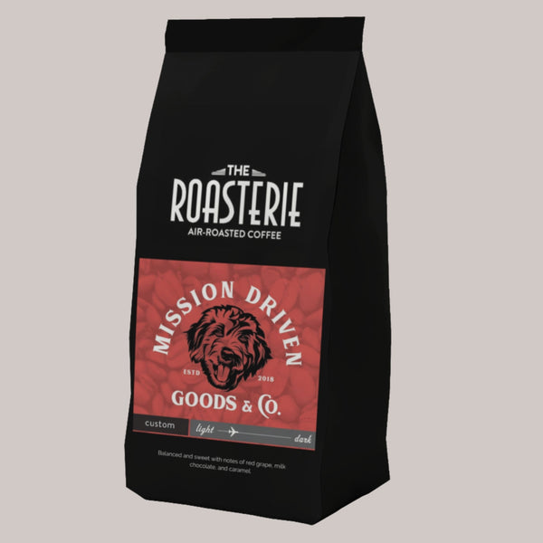 Mission Driven Whole Bean Coffee