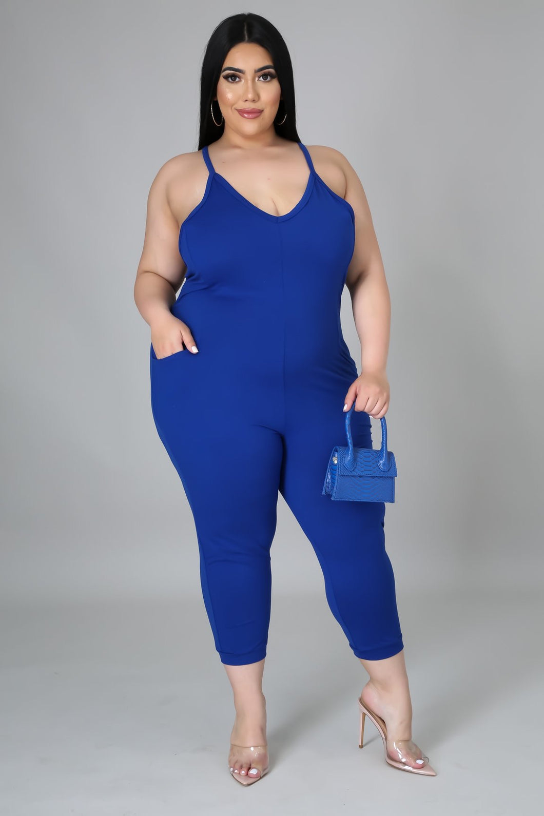 Mamas Jumpsuit Royal