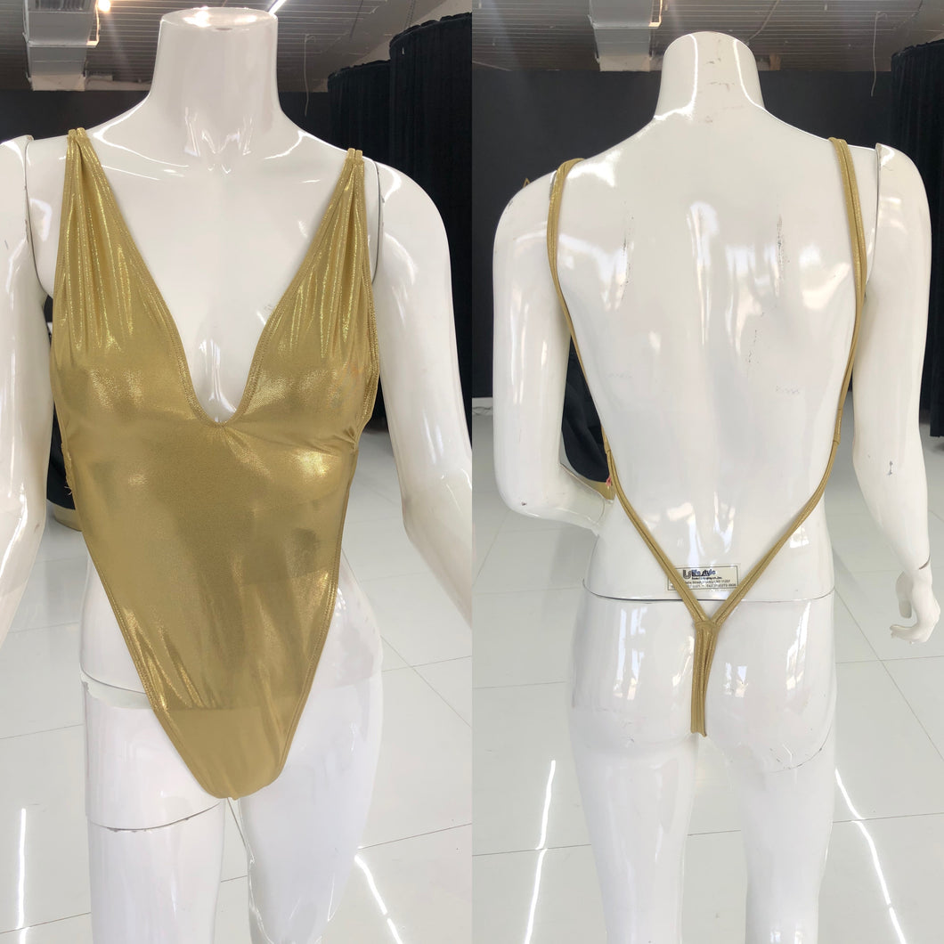 SandBar Swim Metallic Gold