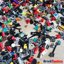 Load image into Gallery viewer, Minifigure Accessories Packs – High Quality Used LEGO