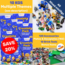 Load image into Gallery viewer, School & Group LEGO Educational Supplies Bulk Packs
