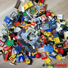 Load image into Gallery viewer, Printed & Sticker Part Pack – High Quality Used LEGO