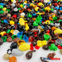 Load image into Gallery viewer, Hair Pieces Packs - For LEGO® Minifigures