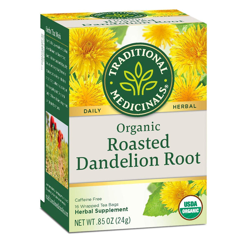 Wholesale Traditional Medicinals Organic Roasted Dandelion Root Tea