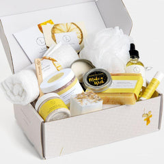 Mama Deluxe Bath + Body Care Package