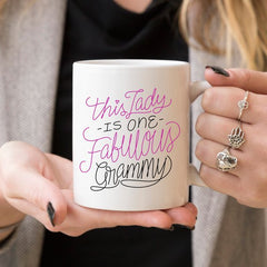 Fabulous Grammy Coffee Mug