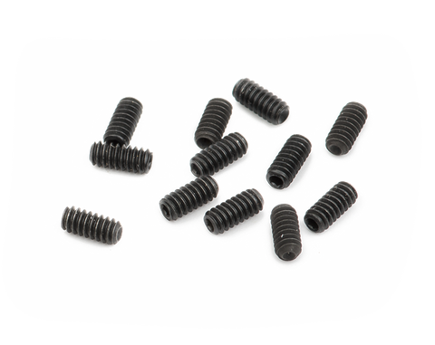 "Fender American Series Guitar Bridge Saddle Height Adjustment Screws (1/4"") 0026779049"