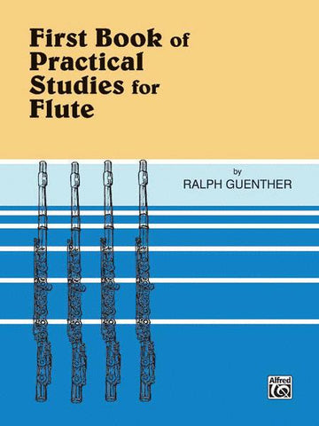 Practical Studies for Flute - Book 1