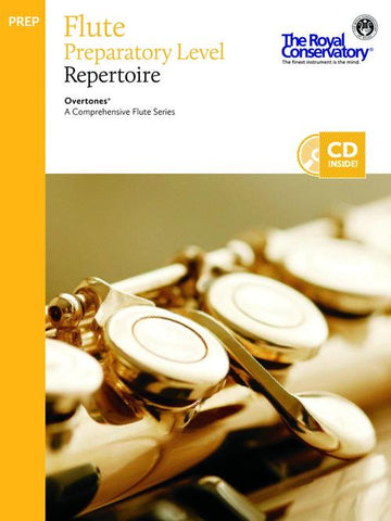 RCM - Flute Repertoire Preparatory Level