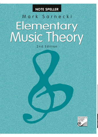 RCM - Mark Sarnecki Elementary Music Theory, 2nd Edition: Note Speller