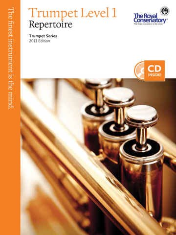 RCM - Trumpet Repertoire Level 1