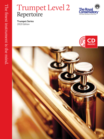 RCM - Trumpet Repertoire Level 2