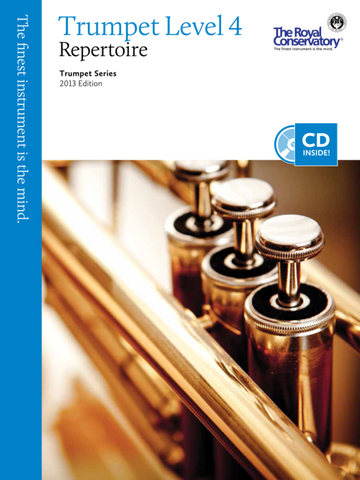 RCM - Trumpet Repertoire Level 4