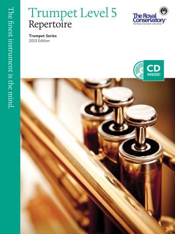 RCM - Trumpet Repertoire Level 5