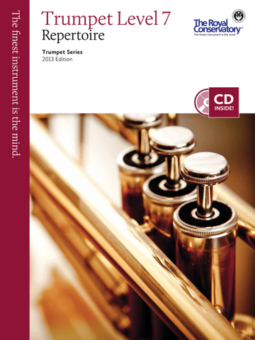 RCM - Trumpet Repertoire Level 7