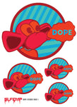 Dope Sticker Pack #1