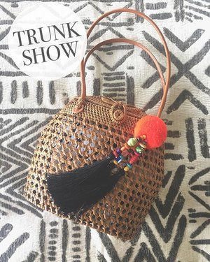 HANDBAG TRUNK SHOW AND SHOPPING EVENING