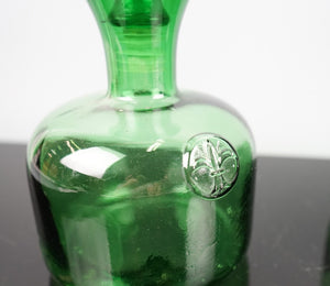 Pair of glass decanters - The Sweetwood Collection