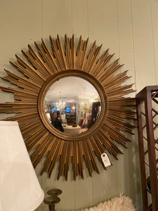 Starburst Mid Century Modern Mirror - The Sweetwood Collection